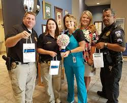 Center PD Says Thank You | Shelby County Today