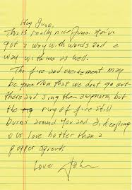 short love letter june love letter from house of cash by john carter cash johnny