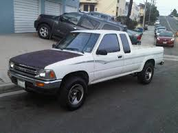Toyota Pickup Questions - I have a 1991 toyota xtracab and as of a ...