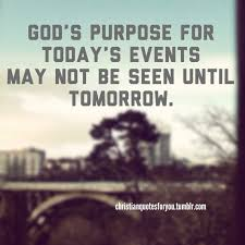 Christian Quotes On Purpose