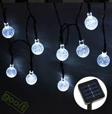 Solar Led String Lights Outdoor Solar Outdoor Lamps Warisan Lighting
