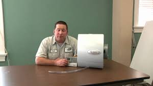 aprilaire furnace humidifier. Simple Furnace How To Change Your Aprilaire Humidifieru0027s Water Panel Jerry Kelly HVAC   YouTube Intended Furnace Humidifier 0