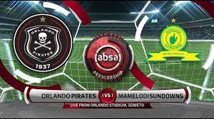 Mamelodi sundowns have won each of their last five south africa premier meetings with orlando pirates; Absa Premiership 2018 19 Orlando Pirates Vs Mamelodi Sundowns Youtube