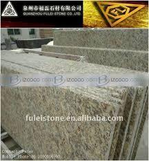 eased edge giallo santa cecilia granite countertops china santa cecilia granite per square foot
