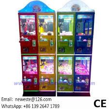 Mini Vending Machine For Sale Unique 48 Person Amusement Equipment Arcade Games Mini Small Prize Gift Toy