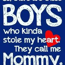 Mom Of Boys Quotes Adorable Mother And Son Quotes Best Son Quotes From Mom With Love