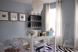 Home Office Paint Colors With Benjamin Moore Smoke Home Interior