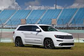 2014 Jeep Grand Cherokee SRT Review - Top Speed