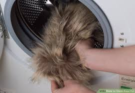 image titled clean faux fur step 2