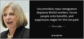 TOP 25 QUOTES BY THERESA MAY (of 56)   A-Z Quotes via Relatably.com