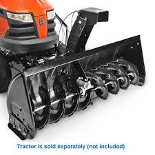 husqvarna garden tractor attachments. Amazon.com : Husqvarna 581 34 57-01 Tractor Mount Two-Stage Snow Blower With 50\ Garden Attachments