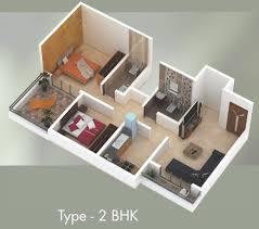 duplex floor plans 2bhk house plan