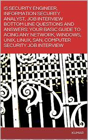 buy san storage engineer storage area network administrator amp is security engineer information security analyst job interview bottom line questions and answers your basic guide to acing any network windows unix