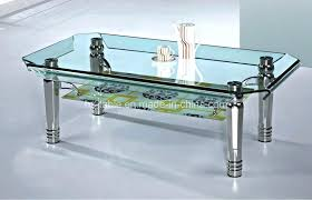 glass coffee table replacement glass coffee tables leather table with top a replacement for noguchi bend