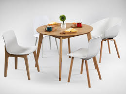 oakland round dining table dia1000