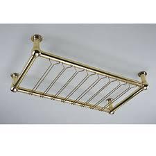Brass Glass Racks Andy Thornton. Furniture Wine Glass Rack Inspirational  Diy Hanging ...
