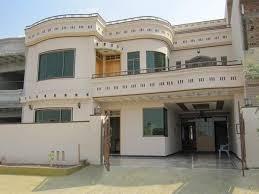 single story house design pakistan home deco plans