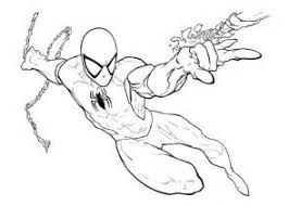 Small Picture 2099 spider man Colouring Pages page 3 spider man 2099 coloring