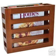 ... Lovable Images Of Accessories For Wall Decoration With Various Magazine  Shelf Storage : Modern Image Of ...