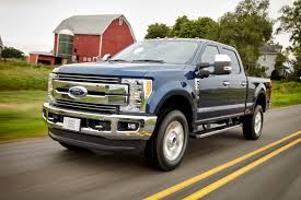 2017 Ford Towing Chart Ford Announces 2017 Super Duty Towing Specs Top Speed