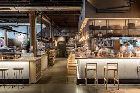 open restaurant kitchen designs.  Kitchen Interesting To See Open Kitchen Separated By Knee Walls From Rest Of Dining  Room As Opposed Being Totally Exposed With Open Restaurant Kitchen Designs