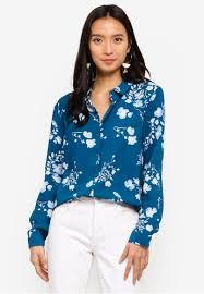 Jacqueline De Yong Size Chart Hero Long Sleeve Shirt