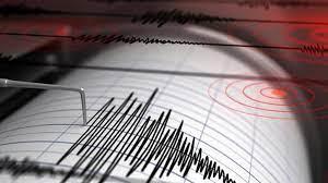 Ege Denizi'nde 5.5 büyüklüğünde deprem - Son dakika haberleri