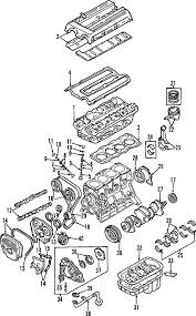 parts com® kia sportage engine parts oem parts 1998 kia sportage ex l4 2 0 liter gas engine parts