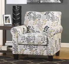 accent arm chair in chicago patterned ott fl fabric large size