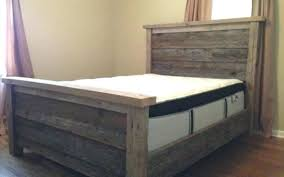 queen bed side rails with hooks stagger replacement wooden