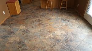 Kitchen Vinyl Tile Flooring Luxury Vinyl Tile In Ames