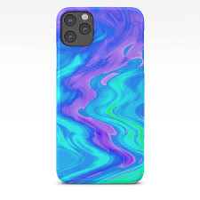 Society6Neon Iphone Case by Audrey Erickson - iPhone 11 Pro Max - Slim Case  | DailyMail