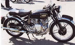 vincent motorcycle models