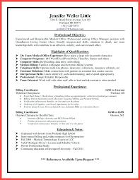 Office Coordinator Resume Medical Job Description Sample Template ...