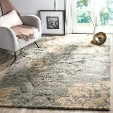 grey and beige area rugs safavieh florida dark grey beige fl area rug 53