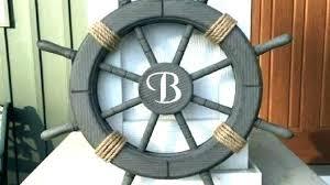 ship wheel mirror ship ship wheel