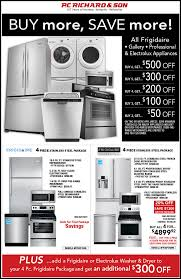 Pc Richards Kitchen Appliances Pc Richard Son Coupons In Brick Electronics Stores Localsaver