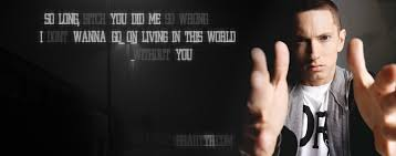 eminem wallpaper facebook cover by marshalleminem