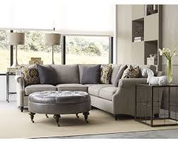 Thomasville Living Room Furniture Ancil Sectional Custom Thomasville Furniture
