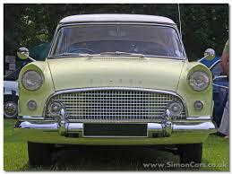 Simon Cars - Ford Consul MkII