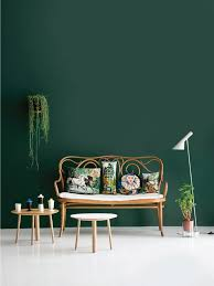 Green 07 Positive Space Wandfarbe Grün Dunkelgrüne Wände Und