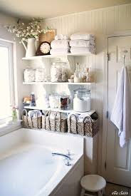 How to Decorate With Vintage Glass Bottles. Glass Shelves In  BathroomBathroom ...