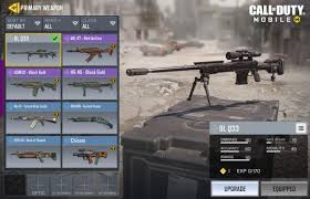Call Of Duty Mobile Weapons Tier List Segmentnext