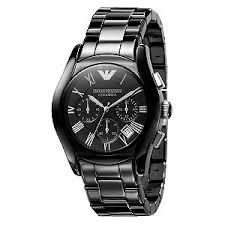 armani watches emporio armani designer watches ernest jones emporio armani men s ceramic watch product number 8065373
