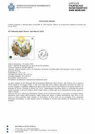 "Filatelico San Marino. Emissione postale ""93a Adunata Alpini Rimini-San  Marino 2020"" – GiornaleSM"