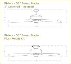 how to choose a ceiling fan size hunter ceiling fan size guide how do i pick
