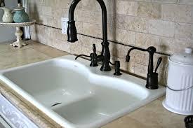 Delta White Kitchen Faucet White Kitchen Faucet With Sprayer Best Kitchen Ideas 2017
