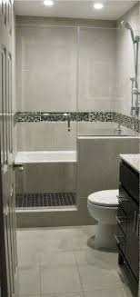 T Bath Tub In Shower  Wet Room Bathroom Remodel