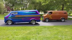 HotRodHarrys Mopar Custom 70's Vans - 76 Nautilus & 73 Denny's ...