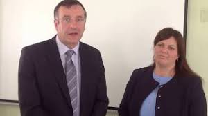 A thank you from Ger Reaney and Priscilla Lynch - YouTube